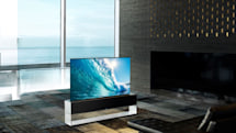 LG's rollable OLED TV goes on sale for $87,000