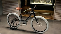 This is Harley-Davidson's first electric bicycle