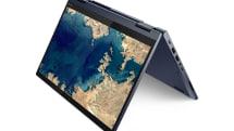 Lenovo's Thinkpad C13 Yoga is a Chromebook built for the office