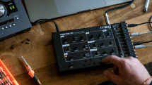 Moog's Werkstatt-01 synth is back and it's more affordable than ever