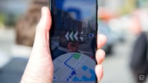 Google Maps' 'Live View' AR feature gets landmarks and improved accuracy