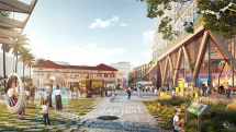Google unveils plans for its huge environmentally friendly San Jose campus