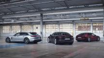 Porsche's flagship Panamera E-hybrid has 689HP and a bigger battery