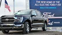 Ford's expanding EV plans include even more electric F-150s