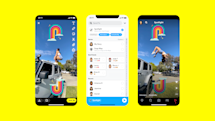 Snapchat launches TikTok rival 'Spotlight'