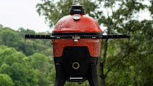 Kamado Joe unveils a WiFi-connected pellet version of its popular ceramic grill