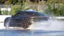 The Morning After: Porsche's EV sets a world record for drifting