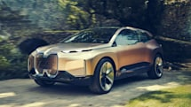 BMW will unveil its iNext electric SUV on November 11th