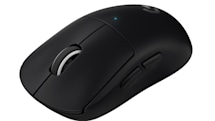 Logitech's latest wireless esports mouse is its lightest yet