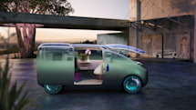 Mini's Vision Urbanaut concept looks like a living room on wheels