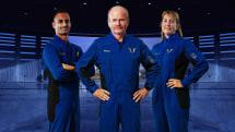 Virgin Galactic reveals its new Under Armour pilot spacesuits