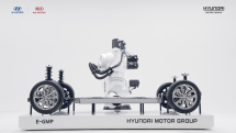 Hyundai reveals the EV platform for its future vehicles