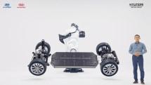Hyundai reveals the EV platform for its future vehicles