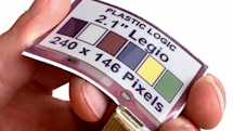 Flexible color ePaper displays could soon adorn your clothes