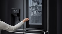 You can open LG's new refrigerators with your voice