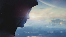 The next Mass Effect game may pick up where 'ME3' left off
