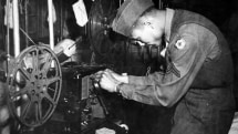 Hitting the Books: Smaller cameras and projectors helped the Allies win WWII