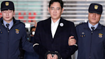 Samsung heir Jay Y. Lee is going back to jail for bribery