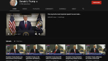 YouTube extends Trump's suspension ahead of inauguration day