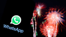 WhatsApp set an all-time record for calls on New Year's Eve