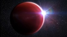 Scientists find a cloudless 'hot Jupiter' exoplanet with a four-day year