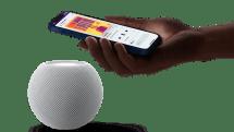 HomePod mini update adds UWB-enhanced handoff features