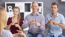 Get 75 hours of American Sign Language training for $20