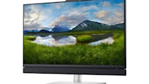 Dell built a range of monitors for video conferencing