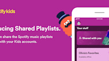 Spotify Kids' latest feature is parent-curated shared playlists