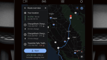 EVs with Google Maps will make it easier to plan trips around recharging