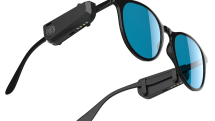 JLab Audio's open-ear speakers clip onto glasses you already have