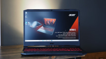 Acer adds Ryzen 5000 CPUs to its Nitro 5 gaming notebook