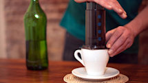 How a toy designer dreamed up the geek-friendly AeroPress coffee maker