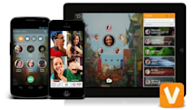 ooVoo updates its iOS and Android apps with video messaging, filters and more