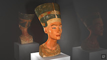 Nefertiti's bust joins the digital age