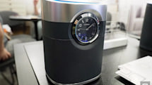 Citizen's Alexa smart speaker is like a Sonos One with an analog clock