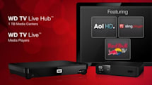 WD TV adds streaming options, tunes televisions near and far to your Slingbox