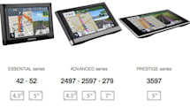 Garmin's 2013 nüvi sat nav lineup detailed on company's website (update: hands-on photos)