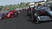 F1 drivers will compete in a virtual grand prix series