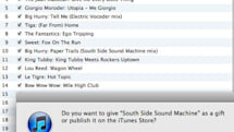 iTunes 10 now offering social playlists with Ping