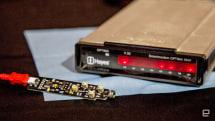 LED signs could soon hide secret messages