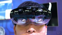 Lenovo reveals AR headset and other ambitious AI concepts