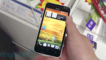 HTC E1 headlines company's Chinese online store with custom options (video)
