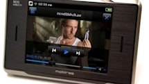 KAON's KM35 PMP does mobile TV on the side