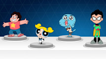 Cartoon Network app 'rewards' TV viewing with virtual figurines