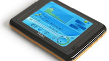 TEAC's MP-600 3.5-inch touchscreen DAP is thinner than your iPod