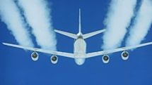 NASA finds biofuels make air travel 70 percent greener