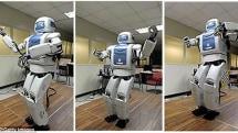 Mahru the robot dances to mask its emotional insecurities