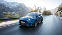Ford's next Focus RS may be a powerful hybrid