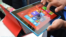 Nokia Lumia 2520 tablet reaches AT&T on November 22nd for $400 on contract (video)